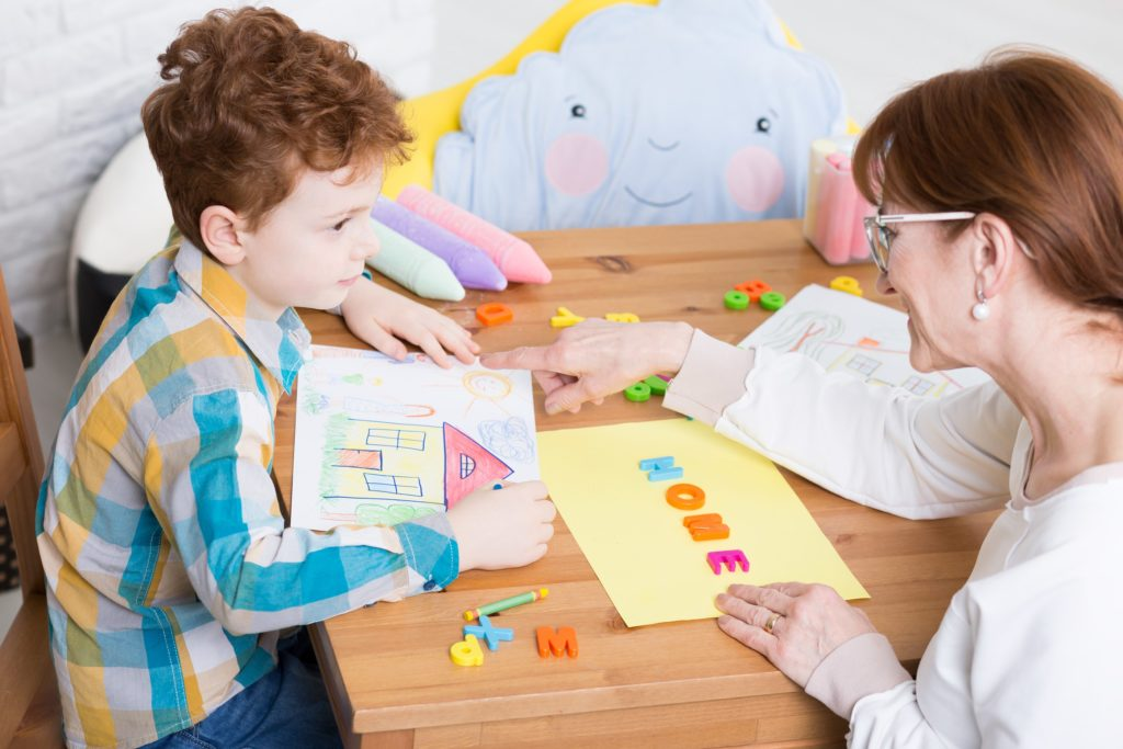 Home-Based Applied Behavior Analysis Therapy